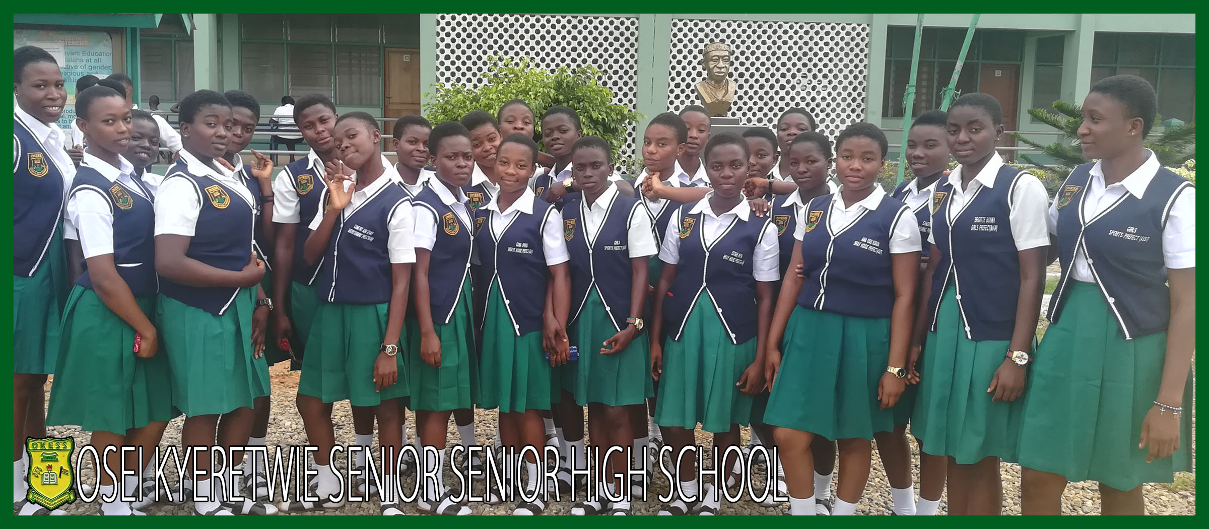 Girls Prefects
